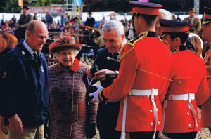 Prince Phillip 95th
