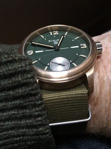 On a Green Nato